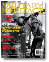 Military Heritage cover