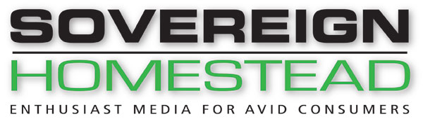 Sovereign Homestead logo