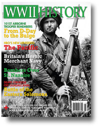 WWII History cover